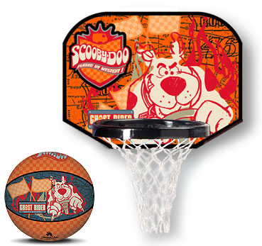 Toy And Packaging Design Scooby Doo Basketball Sets
